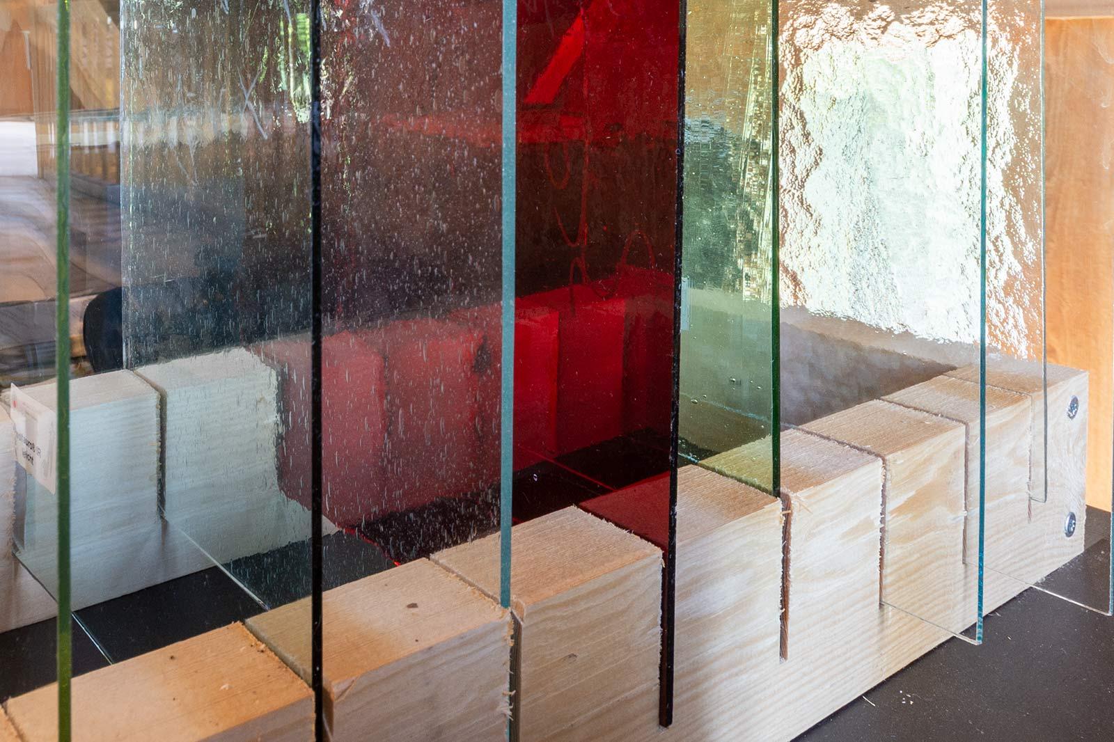 Glas Denkmalschutz Architektur Schönberger Architekturstadel